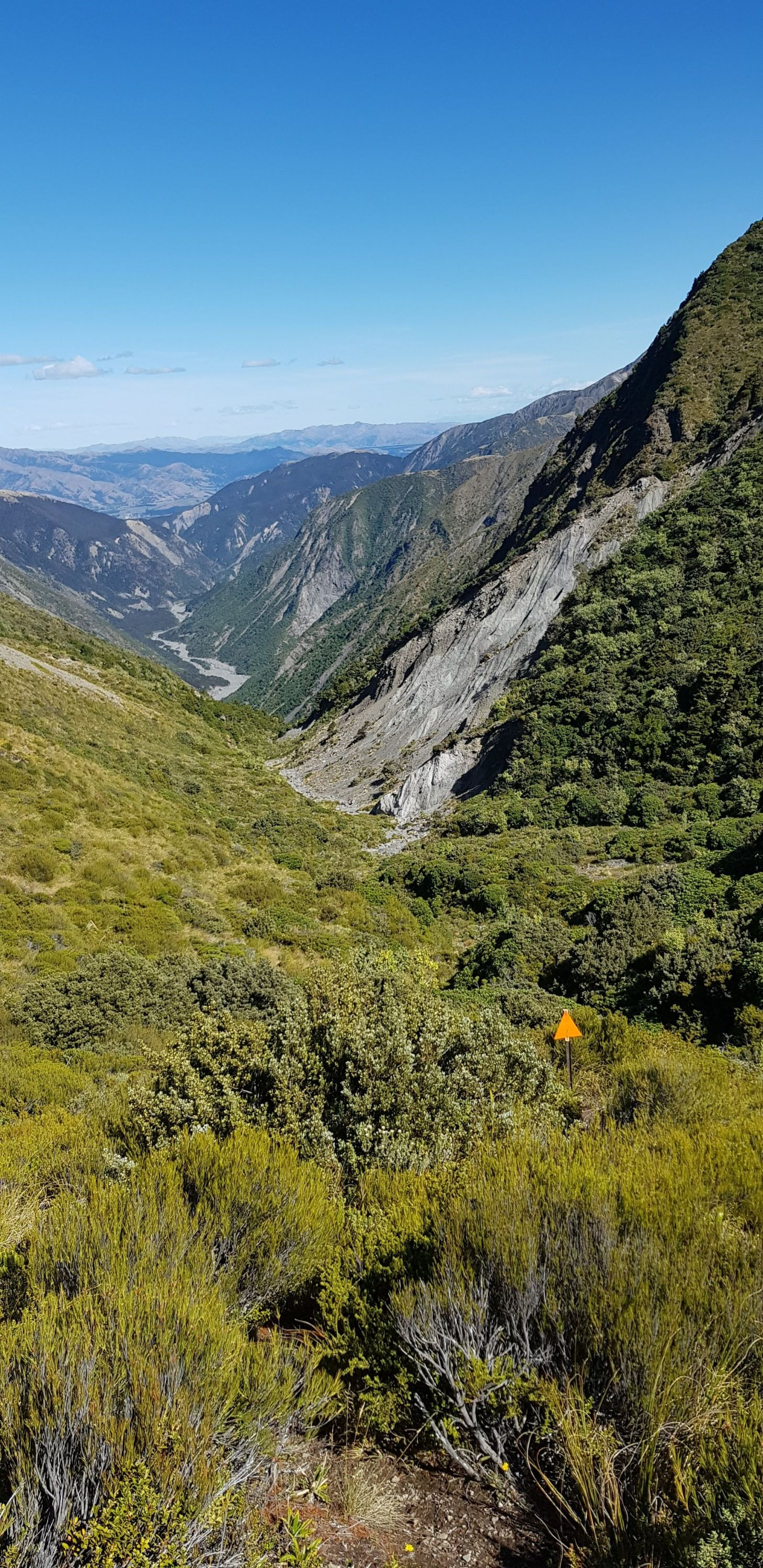 Mt Fyffe-Kowhai Saddle circuit by Kevin Holland