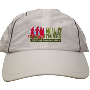 Wild Things Running Cap