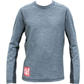 Wild Things Smartwool merino top - Mens