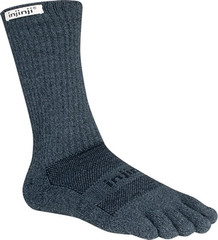 Injinji Run Trail 2.0 Toe Socks (crew)