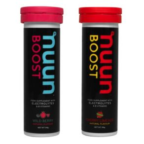 Nuun Boost Electrolyte Tablets