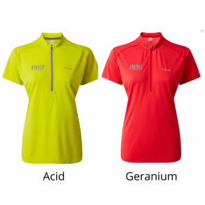 Rab/Wild Things tech running shirt - Womens