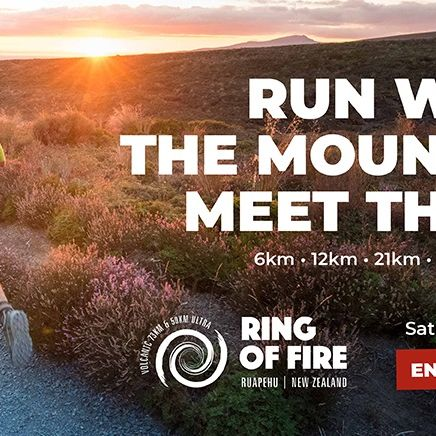 Ring of Fire Volcanic Ultra featuring the Tussock Traverse