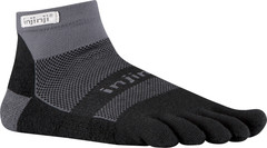 Injinji Run Trail 2.0 Toe Socks (mini-crew)