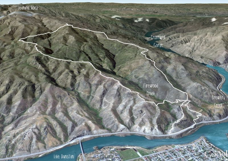 Mt Horn Loop