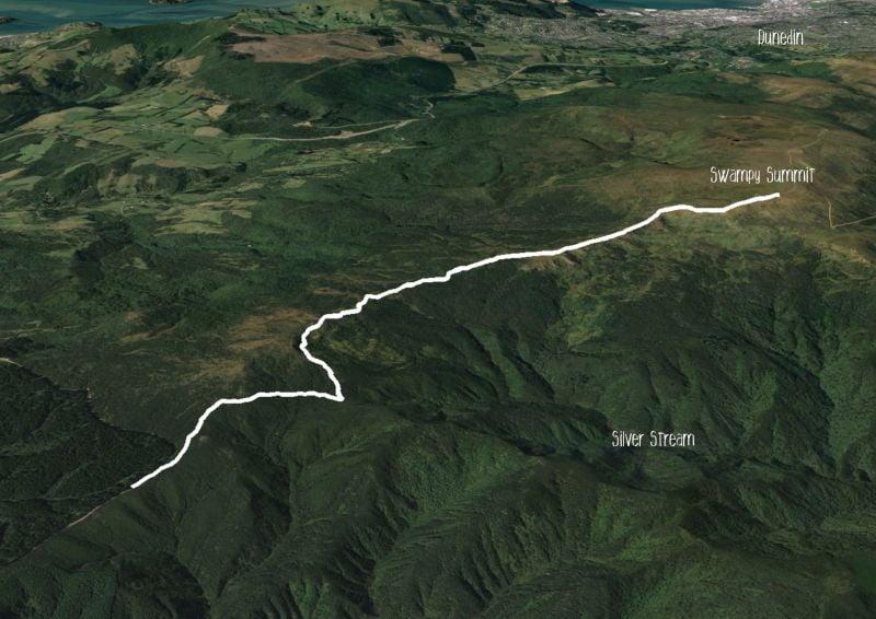 Swampy Ridge Track
