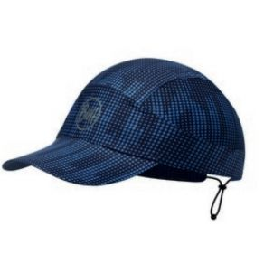Buff Pack Run Cap - Dark Navy