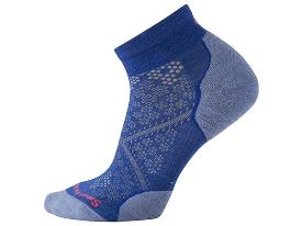 SMARTWOOL women's run socks - dark blue