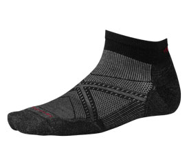 SMARTWOOL PhD Run Light Elite socks - men