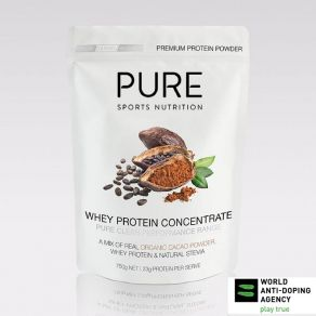 PURE WHEY PROTEIN - ORGANIC CACAO 750G